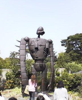 ジブリ美術館です(^.^)